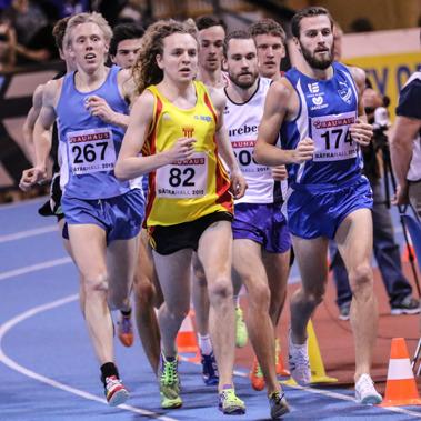 3000 meter A-final