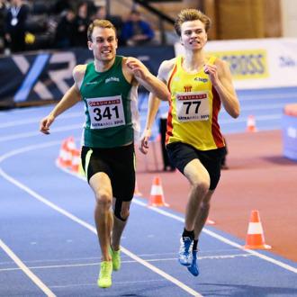 400 meter försök till B-final