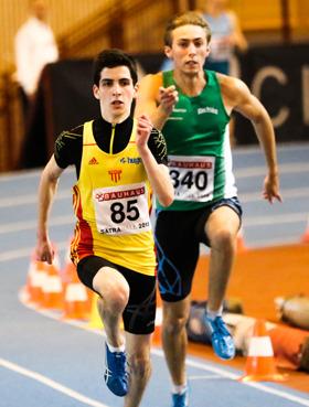 200 meter C-final