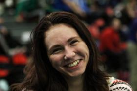 Ewelina Fabiszewska 1500 meter försök utgick