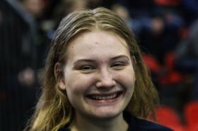 Hanna Bergström 1500 meter försök utgick