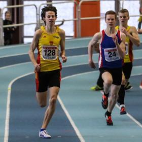 Jonathan Bergdahl 400 meter försök