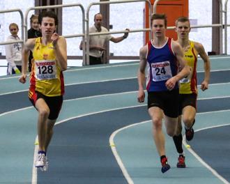 Anton Ledell 400 meter försök
