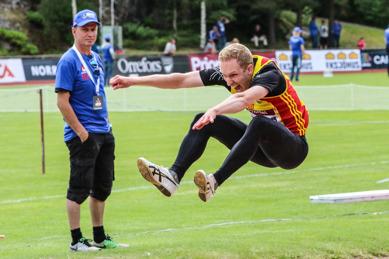 Patrik i första 7-metershoppet på länge