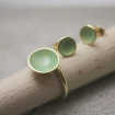 Dots18KGREEN_ring_studs.png