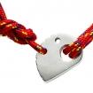 Rock Hard Red Bracelet