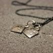 Ocean Silver Necklace