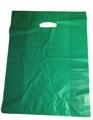 Bärkassar Stansat handtag Ljusgrön HD-plast