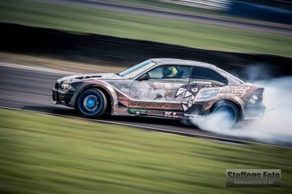 Ragnar Cederberg's BMW E36 Widebody med Corvette Turbo maskin
