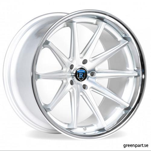 Rohana_Wheels_RC10_Silver_Machined