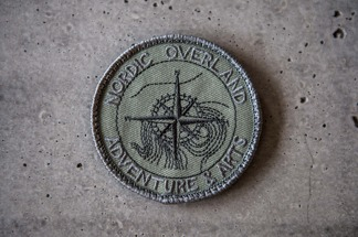 Patch - Nordic Overland -