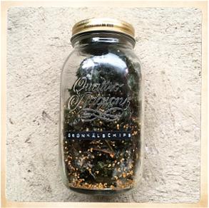 Grönkålschips - Råkost 200 g - Med rostade sesmafrön
