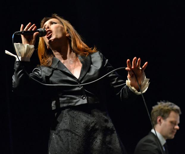 Sylvia Vrethammar Foto: Mats Blomberg