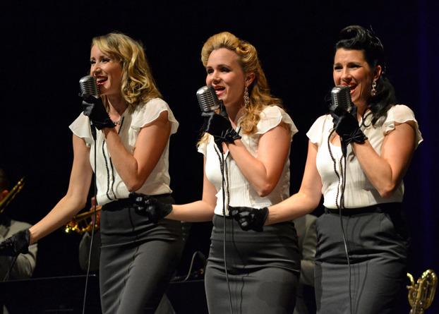 The Shoo Shoo Sisters Foto: Mats Blomberg