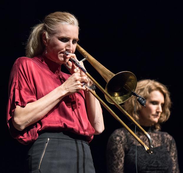 Karin o Mimmi Hammar Foto: Mats Blomberg
