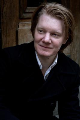Johan Ullén, photo: Emelie Joenniemi