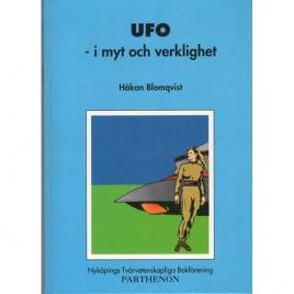 Blomqvist, Håkan: UFO - i myt och verklighet