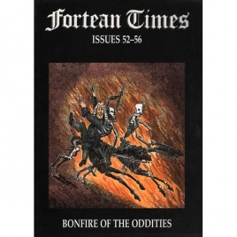 Fortean Times Issues 52-56 (book reprint)