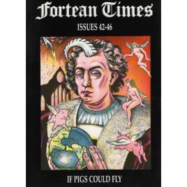 Fortean Times Issues 42-46 (book reprint)
