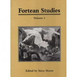Fortean Studies, volume 3 (edited by Steve Moore)