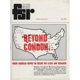 Bowen, Charles (ed.): Beyond Condon. North American report on recent UFO cases and research. FSR Special Issue No 2.