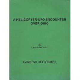 Zeidman, Jennie: A helicopter-UFO encounter over Ohio