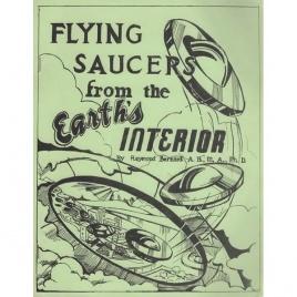 Bernard, Raymond: Flying saucers from the Earth's interior