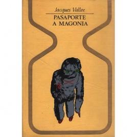 Vallée, Jacques: Pasaporte a Magonia