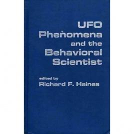 Haines, Richard F. (ed.): UFO phenomena and the behavioral scientist