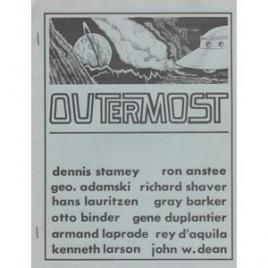 Duplantier, Gene (editor): Outermost