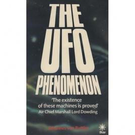 Buttlar von, Johannes: The UFO phenomenon