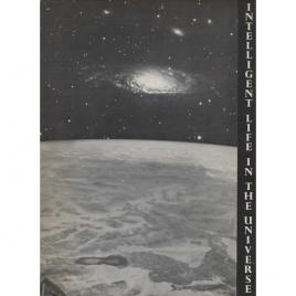 Shklovskii, I.S. & Carl Sagan: Intelligent life in the universe