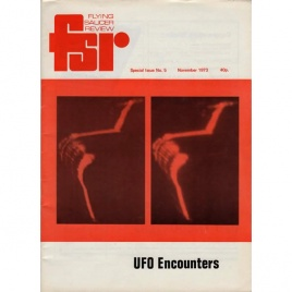 Bowen, Charles (ed.): UFO Encounters. FSR Special Issue No. 5, November 1973