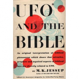 Jessup, Morris K.: UFO and the Bible