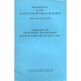 Proceedings of the Society for Psychical Research (1960-1982)