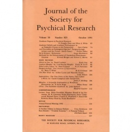 Journal of the Society for Psychical Research (1990-1995)