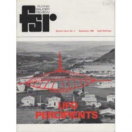 Bowen, Charles (ed.): UFO percipients. FSR special issue No. 3, Sept. 1969