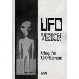Möller Hansen, Kim (ed.): UFO-vision. Årbog for UFO-litteratur 1989