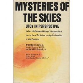 Lore, Gordon I.R. & Deneault, Harold H.: Mysteries of the skies. UFOs in perspective