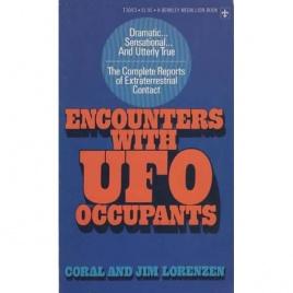 Lorenzen, Coral & Jim: Encounters with UFO occupants(Pb)