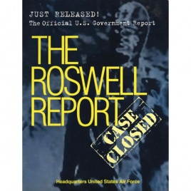 McAndrew, James: The Roswell report. Case closed