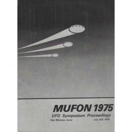 Mutual UFO Network (MUFON): 1975 UFO symposium proceedings