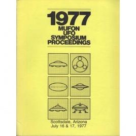 Mutual UFO Network (MUFON): 1977 UFO symposium proceedings
