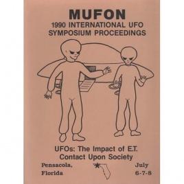 Mutual UFO Network (MUFON): 1990 international UFO symposium proceedings