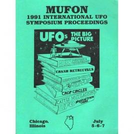 Mutual UFO Network (MUFON): 1991 international UFO symposium proceedings