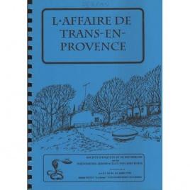 SERPAN: L'affaire de Trans-en-Provence