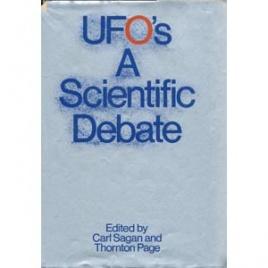 Sagan, Carl & Page, Thornton (editors): UFO's  - a scientific debate