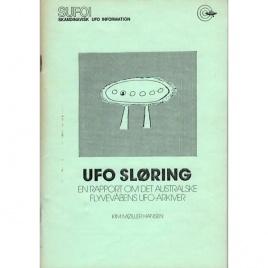 Möller Hansen, Kim: UFO slöring. En rapport om det australske flyvevåbens UFO-arkiver