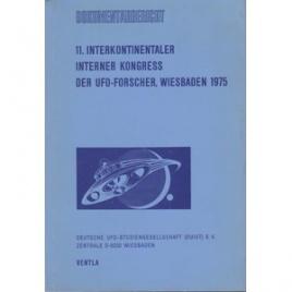 DUIST: 11. Interkontinentaler Interner Kongress der UFO-forscher, Wiesbaden 1975