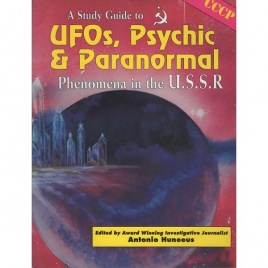 Huneeus, Antonio (editor): A study guide in UFOs, psychic & paranormal phenomena in the USSR